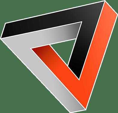 Triangle logo VALENTE SECURYSTAR